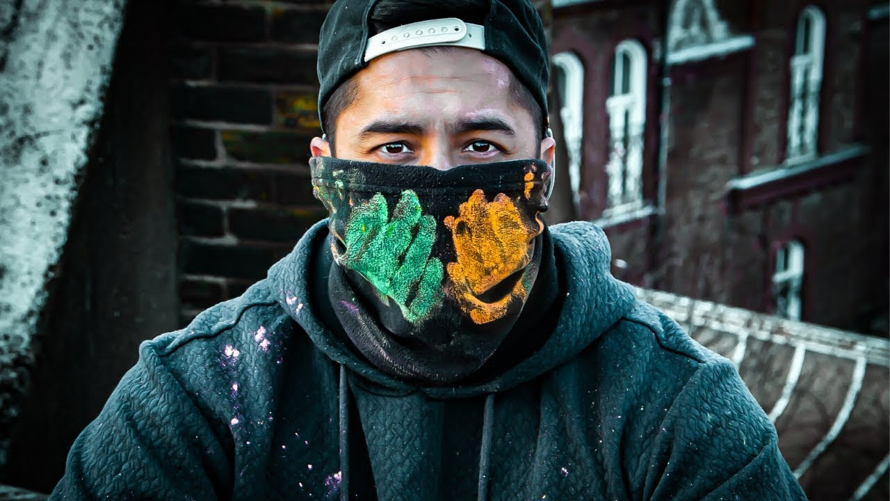 EYE POPPING Paint Powder Photography | London Edition