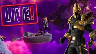 *NEW* SEASON X BATTLE PASS LEVEL UP SESSION! SOLO GAMEPLAY! (Fortnite Battle Royale Live)