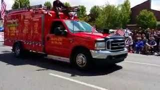 Boatnik Memorial Day Parade Grants Pass Oregon