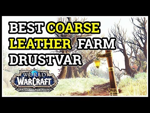 Co Leather Farm Spot Wow Drustvar