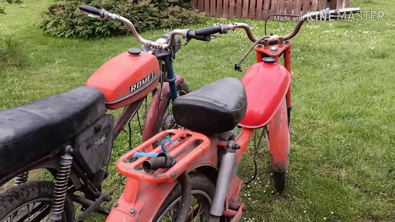 Romet Komar, Ogar 205 nowe motorki
