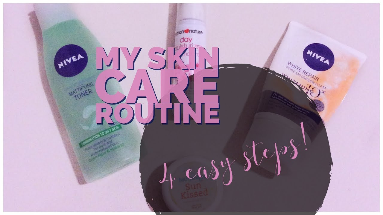 My Morning Skin Care Routine 2017 Taglish Kasi Pacool Haha Youtube