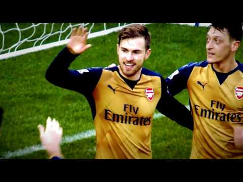 Aaron Ramsey - The Dawn (2015/16 + Euro 2016)