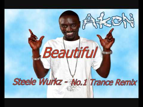 Akon Beautiful - J System (No.1 Trance Remix)