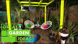 How to Turn Your Courtyard into an AMAZING Outdoor Entertaining Space | GARDEN | Great Home Ideas