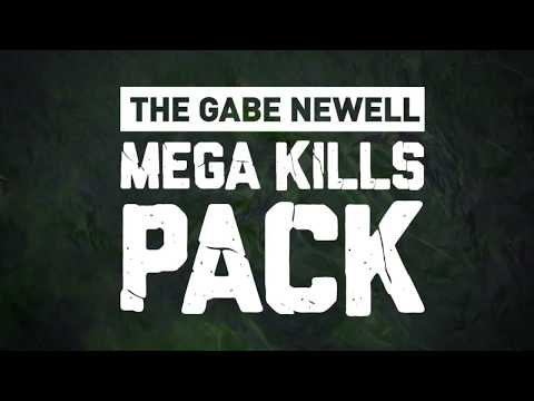 Gabe Newell Mega-Kills Announcer