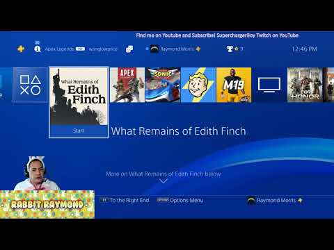 MELTDOWN RAGE: SUPERCHARGERBOY has yet another meltdown over What Remains of Edith Finch!