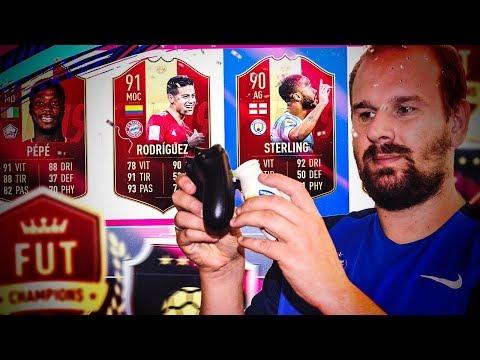 3 ANIMATIONS DANS LE MÊME PACK ! RÉCOMPENSES ELITE + D1 RIVALS | FIFA 19