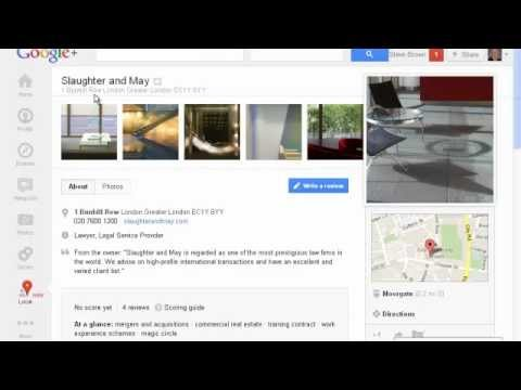 Google+ Local | Google Places Migrates to Google Plus
