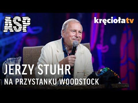 Posłuchaj spotkania z Jerzym Stuhrem w ASP #Woodstock2016