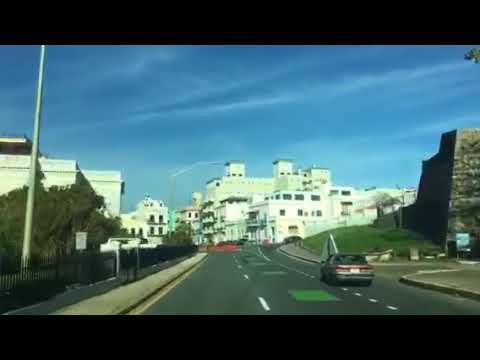 San Juan - The Good Parts of Town - Post Hurricane Maria