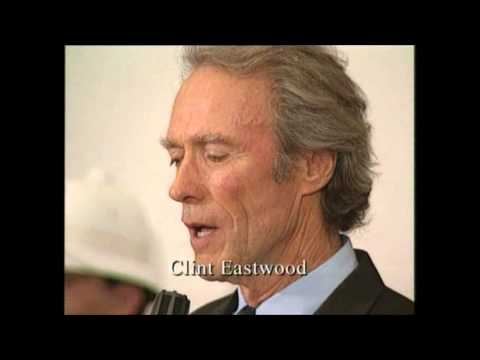 """GialloMusica - Clint Eastwood talks about Sergio Leone and """"A fistful of dollars"""""""