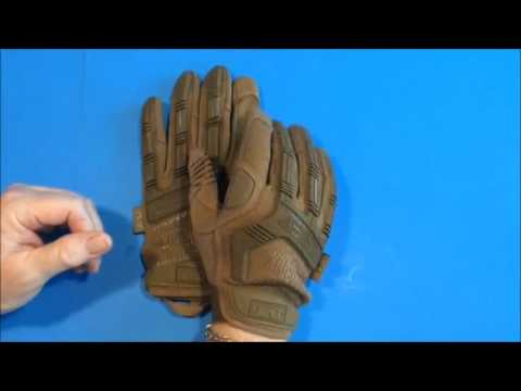 Mechanix Wear Tactical M Pact Coyote Review, A comfortable glove for shooting or working in the yard