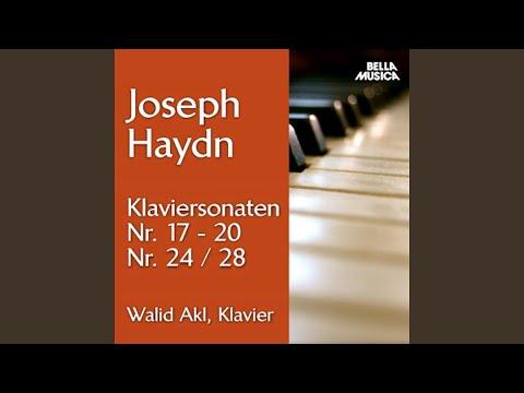 Klaviersonate No. 24 in D Major, Hob. XVI:24: I. Allegro