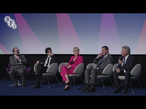 THE MEYEROWITZ STORIES (NEW AND SELECTED) Gala Q&A | BFI London Film Festival 2017