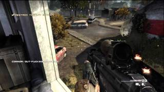Homefront Walkthrough: Mission 1 - Part 2 [HD] (X360,PS3,PC)