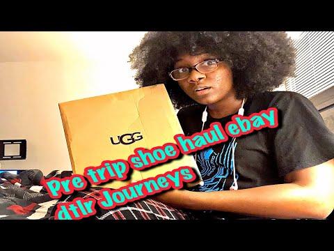 EBAY UGG BOOTS FOR $70!!! SHOE HAUL!