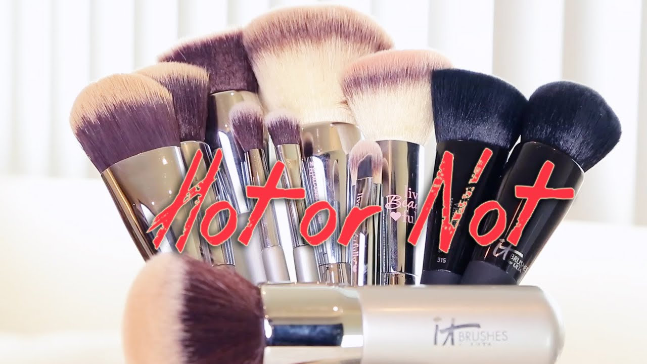 IT Makeup BRUSHES for ULTA | Hot Or Not