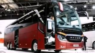 Setra Yeni Tek Koltuklu Otobüs
