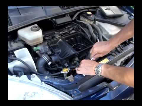 How To Replace A Maf Sensor On A 2003 Toyota Prius P3191