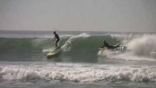 Super Bowl surf Ventura California C Street Bliss surfing