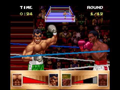[TAS] SNES Riddick Bowe Boxing by laranja in 05:45.7