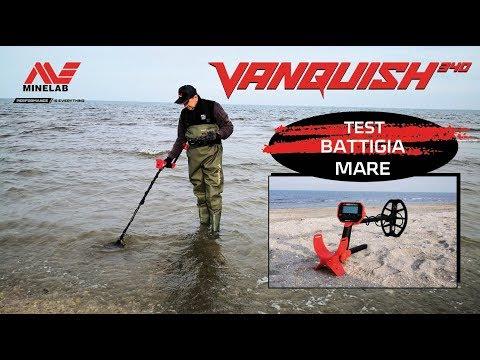 VANQUISH 340 test