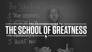 PNTV: The School of Greatness by Lewis Howes