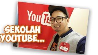 SEKOLAH YOUTUBE dan CARA KE KANTOR GOOGLE [ daily vlog ]