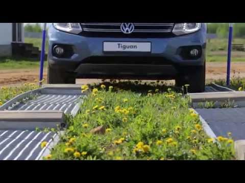 Volkswagen Touareg. Обзор. Тест-драйв.
