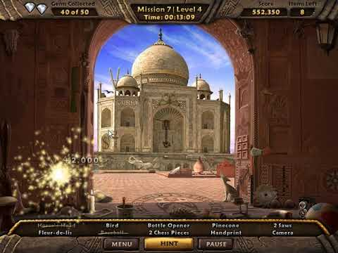 Amazing Adventures Around The World -Taj Mahal-
