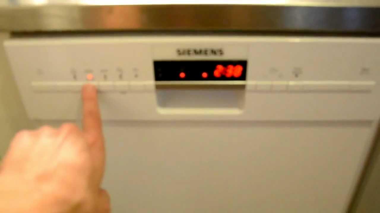 Siemens Astianpesukone