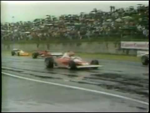 Formula 1 1976. Japanese Grand Prix Review