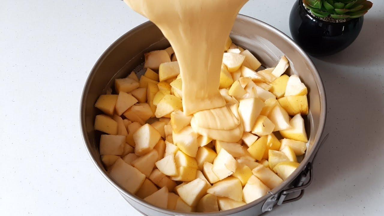 Download recette de tarte aux pommes rapide et facile, 5 minutes de travail | Tarte au Pomme Maison