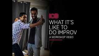 What It's Like To Do Improv