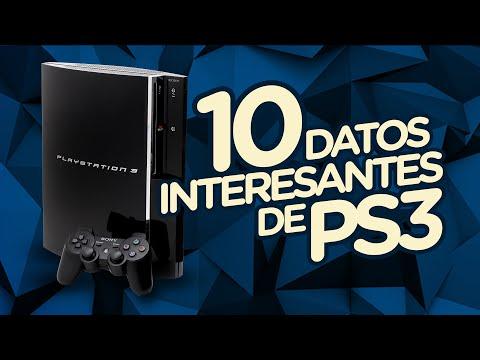 Gamers Top: 10 datos interesantes de PS3