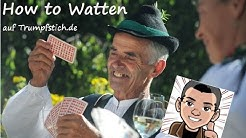 Watten online - Let's Show Trumpfstich.de