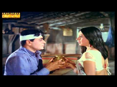 Rim Jhim Ke Geet Sawan Gaye, Bollywood Superhit Movie, Anjaana