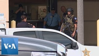 US Naval Base Shooting: Pensacola Navy Base Shooting Victims Arrive at Hospital