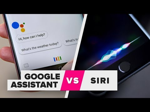 Google Assistant vs Siri