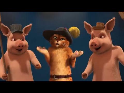 Szamár karácsonyi Shrekkentése - Teljes mese magyarul ! videó letöltés
