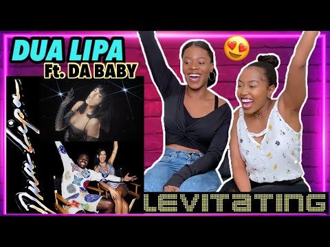 Dua Lipa - Levitating Featuring DaBaby (Official Music Video) REACTION