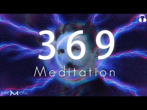 Nikola Tesla 369 Code Meditation Key to the Universe    Number 3 6 9 Code