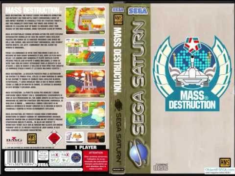Mass Destruction (Saturn Rip)(Sega Saturn Music - 1997)
