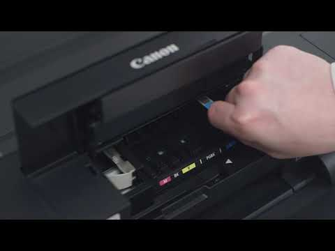 Canon Knowledge Base - Reseat or replace the print head on your