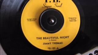 JIMMY THOMAS - THE BEAUTIFUL NIGHT