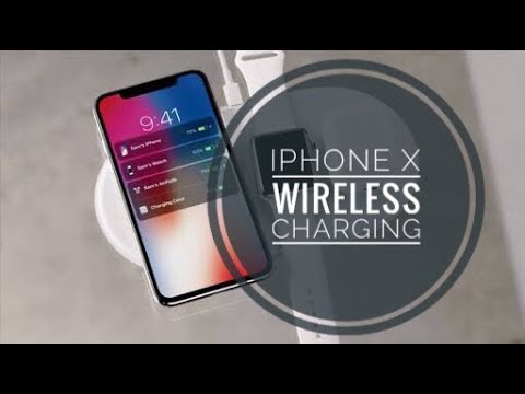 Free Iphone X Wireless Charger