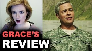 War Machine Movie Review