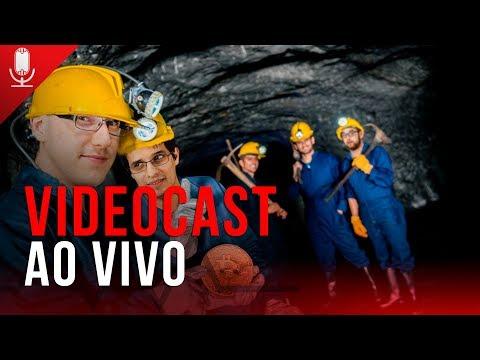 VideoCast AO VIVO: Nvidia Turing para mineração e gráficos integrados Vega - hoje às 19h