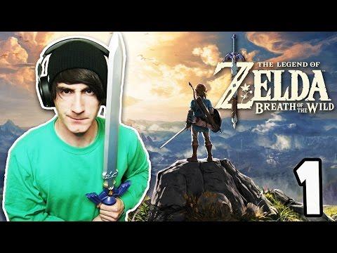LEGEND OF ZELDA BREATH OF THE WILD #1 – Nintendo Switch | #DirectoLuzuGames